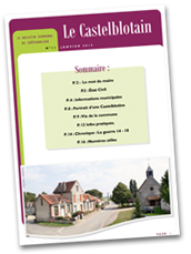 Le Castelblotain N°11