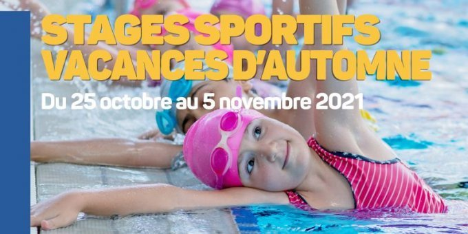 Stages Multisports : automne 2017